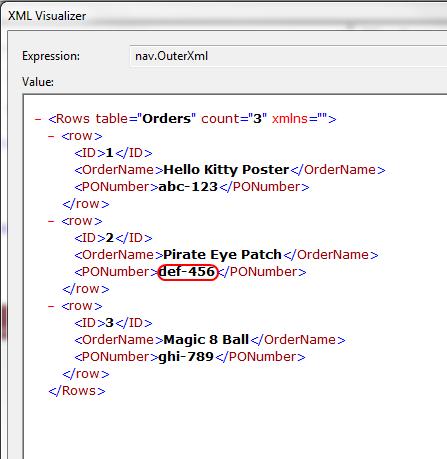 Xml Visualizer