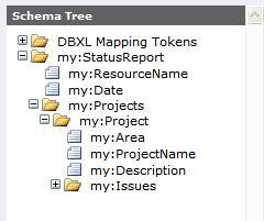 Schema Tree