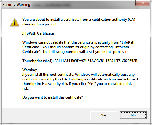How to Create a Digital Certificate and Publish a Signed Template ...