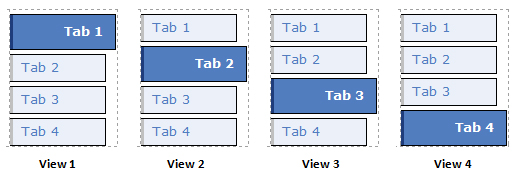 Create an InfoPath form that switches views - Mel Balsamo